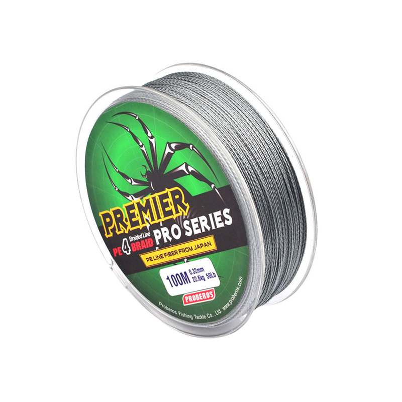 100m 10 80lb super strong dyneema spectra extreme sea for Spectra fishing line