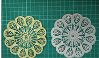 Metal DIY Disk Bottom Cutting DIES Mold Album Scrapbook Decorative Paper Art Die Cutting Template