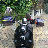 3 colors red black grey scooter hand protect motorcycle falling protection for honda suzuki yamaha motorbike handguard moto