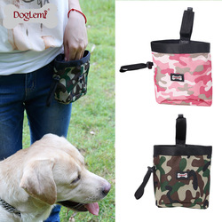New arrival green pink pet dog puppy pouch walking food treat snack bag agility bait training.jpg 250x250