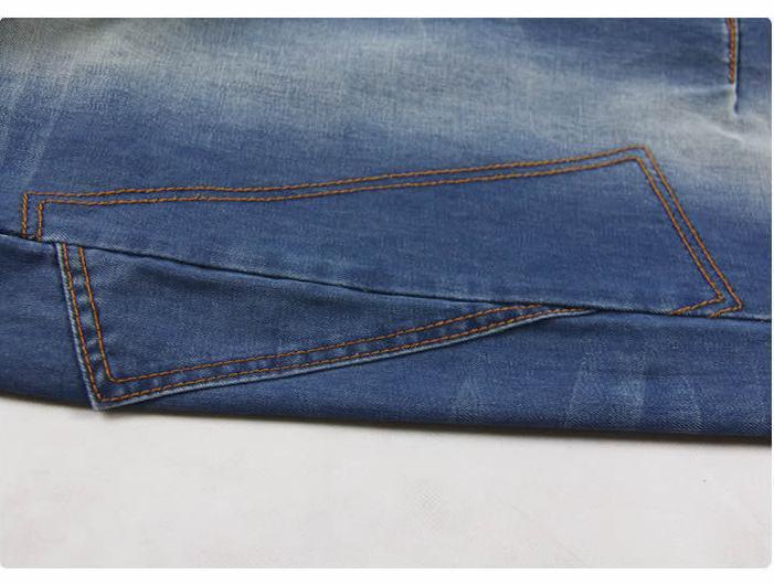Для мужчин джинсы Широкие брюки джинсовые штаны Свободные Хип-хоп скейтборд джинсы прямые брюки гарем мешковатые штаны мужской одежды плюс Размеры 30- 46