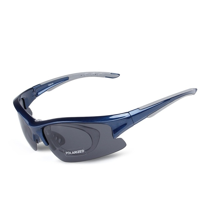 f57f1c8c31a 5 Lens Polarized Fishing Glasses Clarity Watching Fish Float Anti-UV Sports  Eyewear Filter Blue Light Cycling Boxed Sunglasses