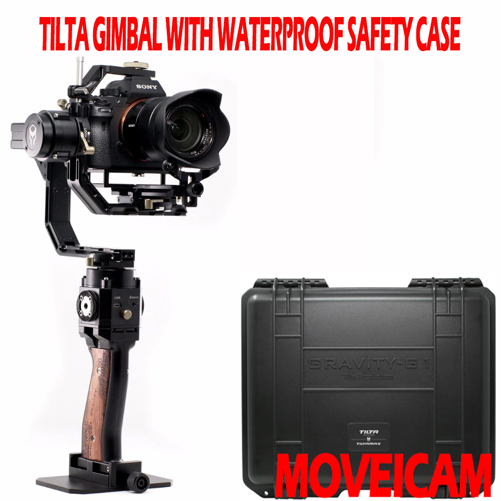 TILTA G1 GR-T02 Gravity Handheld 3-Axis Gimbal Stabilizer load 3KG for SONY Canon Mirrorless DSLR Camera VS Zhiyun Crane [hk stock][official international version] xiaoyi yi 3 axis handheld gimbal stabilizer yi 4k action camera kit ambarella a9se75 sony imx377 12mp 155‎ degree 1400mah eis ldc sport camera black