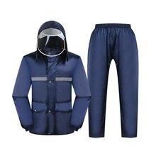Hiking Reflective Raincoat Motorcycle Vetements Coat Women Men Rain Poncho Cover Wear Capa Lluvia Jackets 50KO189