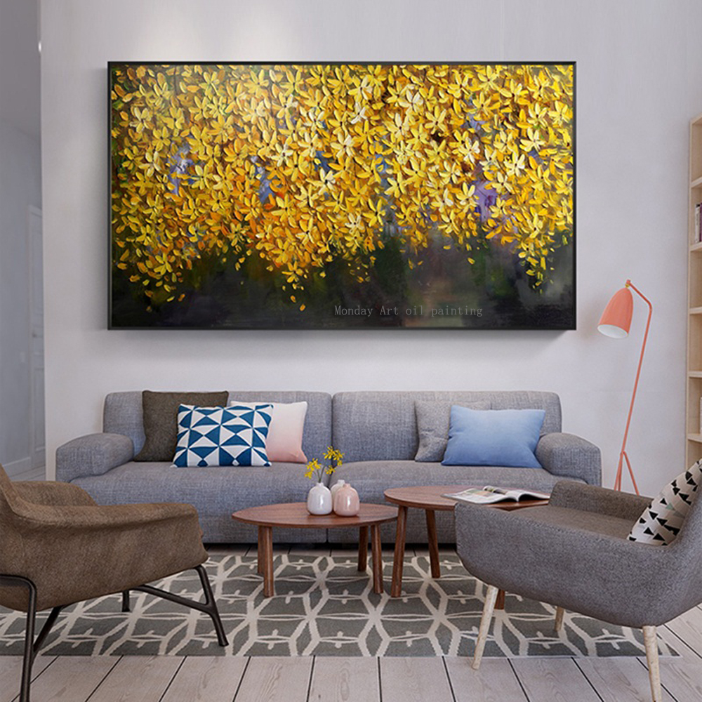 handmade-oil-painting-on-canvas-modern-100-Best-Art-Modern-Abstract-oil-painting-original-directly-from (9)