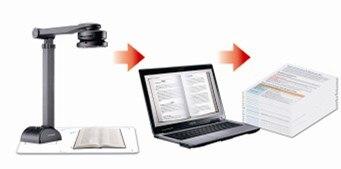 Cheap portable document scanner