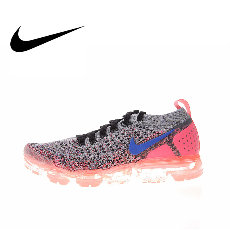 Original Authentic NIKE AIR VAPORMAX 2.0 FLYKNIT Women's Running Shoes Sneakers Breathable Sport Outdoor Good Quality 942843