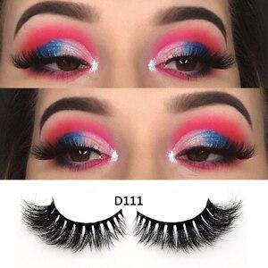 Image 4 - Visofree 25 pairs/lot Eyelashes 3D Mink Lashes Handmade Dramatic Lashes Mink Collection Full Volume False Eyelash Makeup cilios