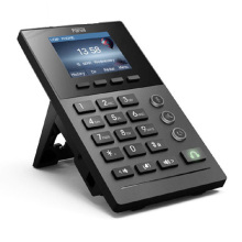 Fanvil X2, ip-телефон, центр вызовов, телефон с 2,8 дюймовым цветным экраном, ЖК-кнопка, поддержка подсветки, порт гарнитуры RJ9 и 3,5 мм