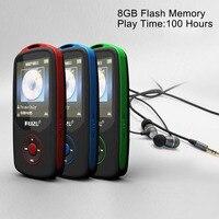 Sport Music MP3 Player Bluetooth V2.0 1.8 Inch TFT LCD Screen High Quality Lossless Recorder Walkman FM radio