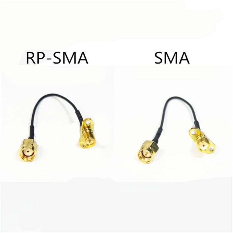 High Quality Antenna Extend Cable 12cm SMA KF SMA RP SMA