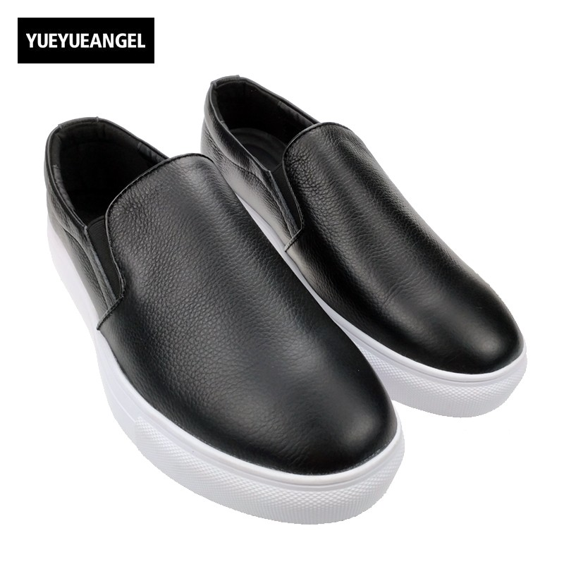 New Hot Stylish Man Casual Flats Shoes Round Toe Slip On Fashion For Man Comfort Breathable Driving Shoes Free Shipping White new stylish man shoes lace up round toe comfort breathable shoes for man casual flats loafers chaussure homme free shipping