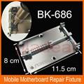 High Temperature Resistant Mobile Motherboard PCB Fixture Holder For iPhone IC Maintenance Repair Mold BGA Tool Platform