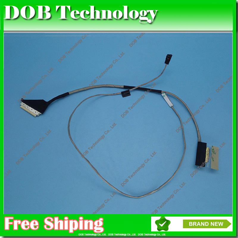 Genuine New LCD Video Cable For Acer Z5WAH DIS EDP LVDS LCD CABLE DC02001Y910 50.MNSN2.002 (non-touch) new for acer aspire 3935 ms2263 as3935 3935g laptop lcd video cable 50 4bt06 001 free shipping