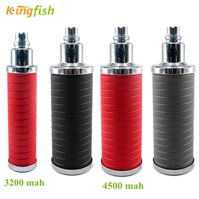 Batería cigarrillo electrónico ego 3200 mah batería ego 4500 mah 510 batería cigarrillo electrónico batería ajuste M22 Sub tanque ohm