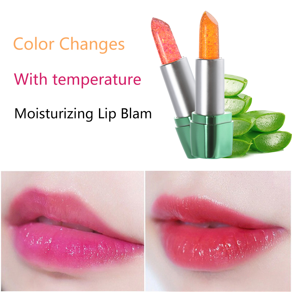 1 PC Fashion Long Lasting Waterproof Jelly Temperature