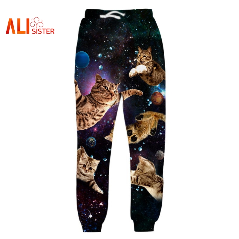 7e804264c Buy cat pants for men and get free shipping on AliExpress.com