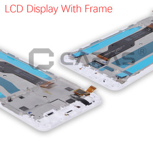 Image 3 - For Xiaomi Redmi Note 4 Global 4GB 64GB LCD Display Frame Touch Screen Panel Redmi Note 4 Pro Snapdragon 625 LCD Digitizer Parts