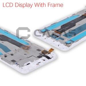 Image 3 - עבור Xiaomi Redmi הערה 4 הגלובלי 4GB 64GB LCD תצוגת מסגרת מסך מגע פנל Redmi הערה 4 פרו snapdragon 625 LCD Digitizer חלקי