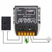 20A 12 V/24 V Pannello Solare Regolatore di Carica Regolatore Regolatore Batteria Sicura Protezione Solare Per Impianto A Pannelli Solari uso