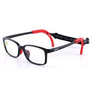 Image 1 - 8537 çocuk gözlük çerçevesi erkek ve kız çocuklar için gözlük çerçeve esnek kaliteli gözlük koruma ve görüş düzeltme