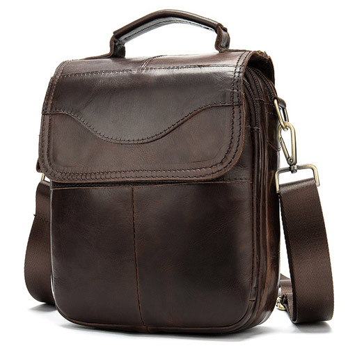 shoulder bag for mens genuine leather flap zipper crossbody bags male shoulder bags messenger bag men new handbags 8558shoulder bag for mens genuine leather flap zipper crossbody bags male shoulder bags messenger bag men new handbags 8558
