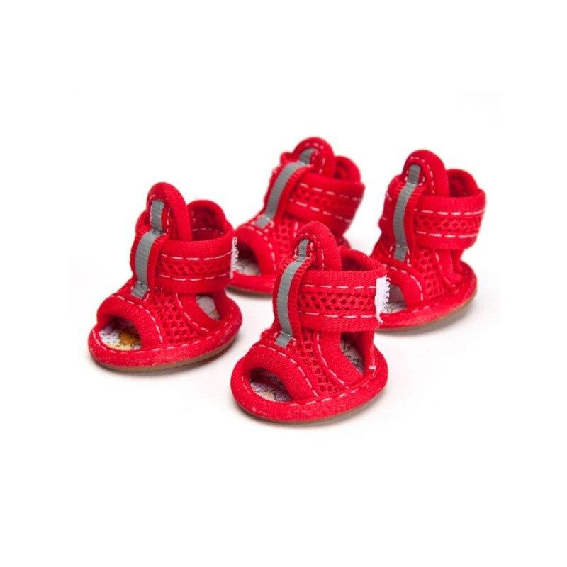 4pcs-lot-Hot-Sale-Casual-Anti-Slip-Small-Dog-Shoes-Cute-Pet-Shoes-Shoe-Spring-Summer (1)