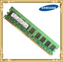 Pamięć serwera Samsung DDR2 2GB czysty ECC 800MHz PC2-6400E UIMM RAM 240pin 6400 2G 2Rx8