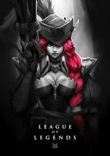 League of Legends - Hot Silk Wall Game Poster Twenty One Pilots MUSIC POSTER