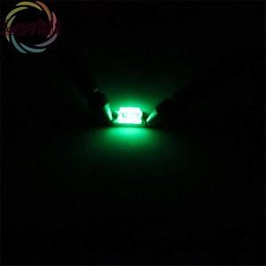 100pcs/Lot SMD 1206 Green led