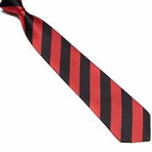 HOOYI 2019 stripe students' school neck ties College Boys Tie Young Men