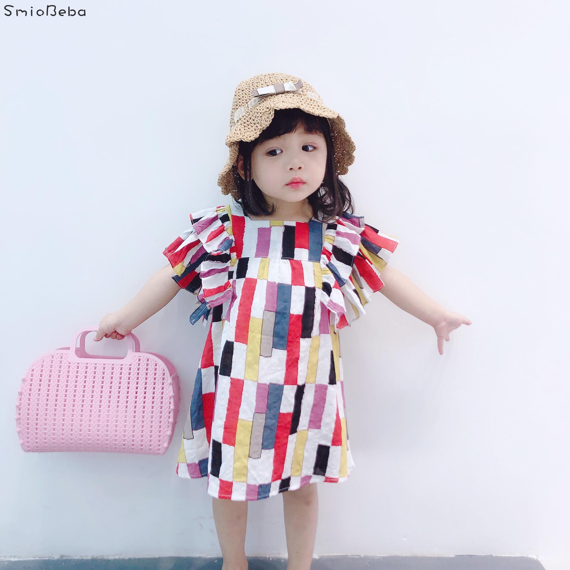 48a7c6fae9df Detail Feedback Questions about Summer 2019 Baby Girl Dress Lotus ...