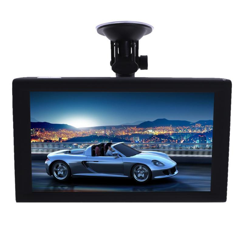 """""""9"""""""" Автомобильный GPS высокой четкости экран автомобиль Автоматический грузовик Навигатор Поддержка Bluetooth беспроводной Датчик-плеер автомобиля-стайлинг навигация"""""""