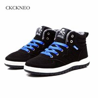 CKCKNEO 2017 Winter Warm Running Shoes for Men Outdoor Comfortable Sneakers Female Walking Jogging Trainers Non-slip Sport Shoes