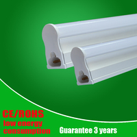 5pcs Lot LED Integrated Tube T5 1200mm 4ft 600mm 2ft 10w 18w SMD2835 AC180 240V Led