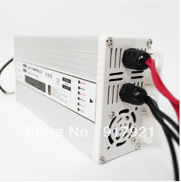 400W 600W 12V 33.3A 24V 16.7A LED Display and Strip power supply profiles water resistant rainproof transformer high quality