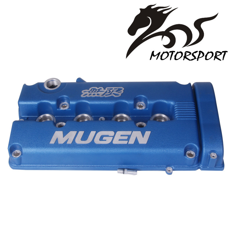 MUGEN GUNMETAL Engine Valve Cover For B16 B18 Acura