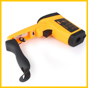 Image 5 - GM1150 Non Contact 12:1 LCD display IR Infrared Digital Temperature Gun Thermometer  30~1150C ( 58~2102F) 0.1~1.00 adjustable