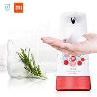 Xiaomi mijia xiaowei inteligente indução automática espuma máquina de lavar mão dispensadores sabão lavadora de mão (versão de atualização)|Controle remoto inteligente| |  -