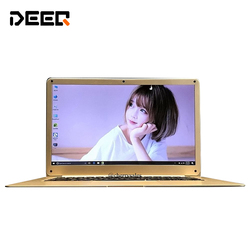 14 zoll ultrabook mit 4G RAM 64G ROM In-tel Atom X5-Z8300/8350 Windows10 System Laptop HDMI WIFI