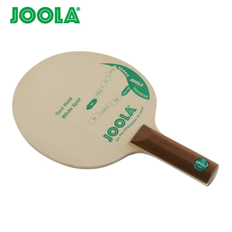 Joola TONI HOLD White Spot Control Chop Classic Defensive Soft DEF Play Table Tennis Blade Chop