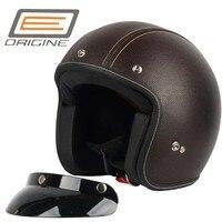 ORIGINE Brand New Vintage Helmet TORC Retro Motorcycle Helmet For Chopper Bikes For Harley Bikes Motorcycle