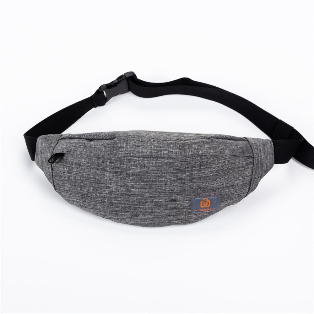 New Fanny Pack For Women Men Waist Bag Colorful Unisex Waistbag Belt Bag Zipper Pouch Packs 110cm Belt Length Factory