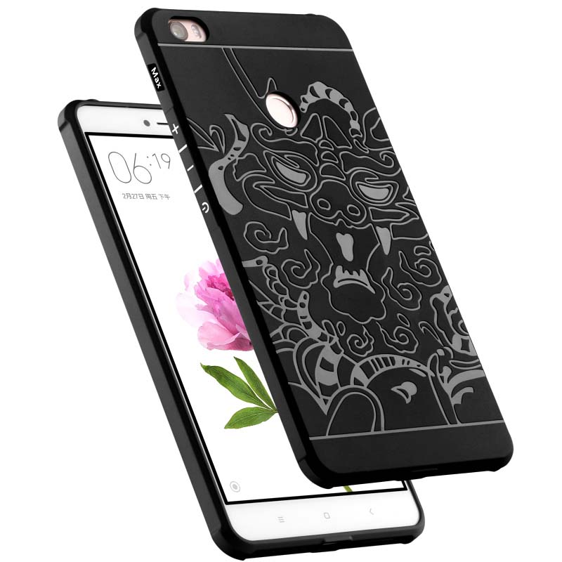 Hard Protector Back Cover for Xiaomi Max Ultra thin Slim Silicon Neo Hybrid Protection Bag Back