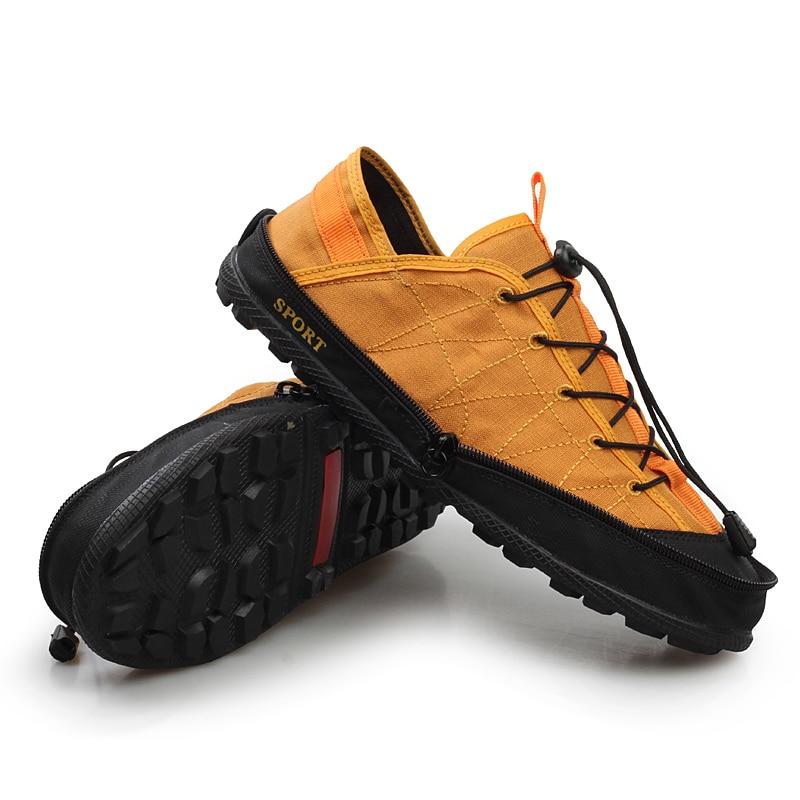 orange Adulto Sapatos Casuais Masculinos Masculino Ar yellow winered Tenis Portátil Mocassin Ao Formadores Para De Das grey Black Homme Livre Calçados Homens Viagem Dobrável Sapatilhas FqvngAqwx