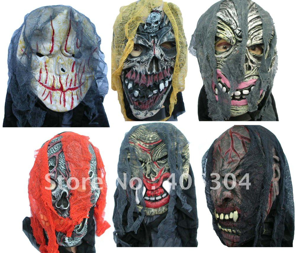 Popular Horror Head-Buy Cheap Horror Head lots from China Horror ...