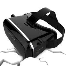 VR Shinecon VRความจริงเสมือนจริง3Dแว่นตาหมวกกันน็อคGoogleกระดาษแข็งO Culus rift DK2สำหรับip honeซัมซุง4.7-6นิ้วมาร์ทโฟน