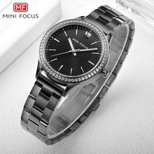 MINI FOCUS moda cuarzo reloj mujeres relojes señoras niñas famosa marca  reloj femenino Montre Femme Relogio a9812ecfd5ea