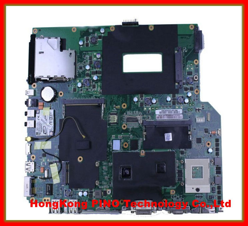 ФОТО G2P Motherboard For Asus G2P laptop motherboard ATI X1700 512MB 100% tested 60 days warranty