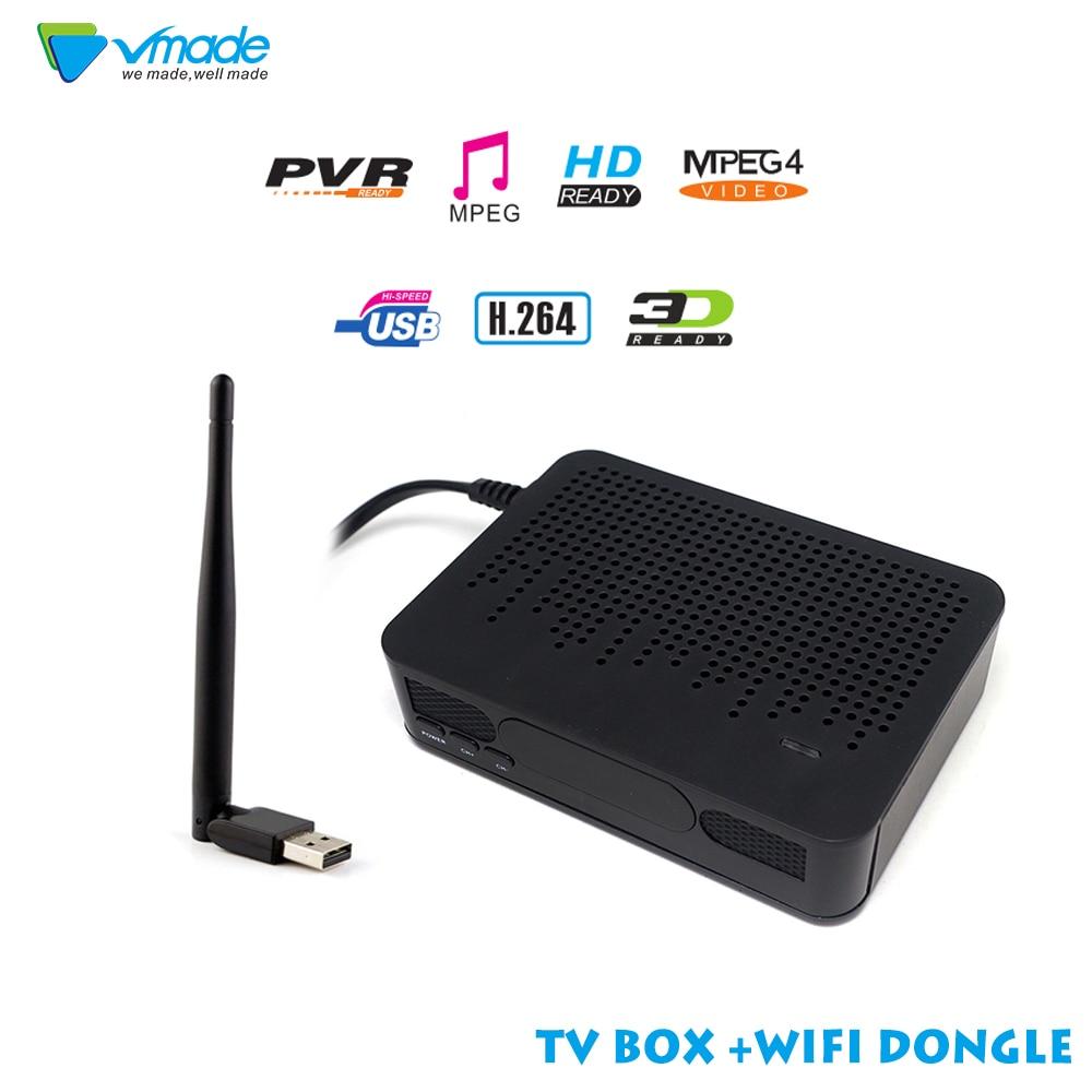 Smart Dvb-t2 Dvb-t Empfänger Hd Digital Tv Tuner Rezeptor Youtube Mpeg-4 Dvb-t H.264 Terrestrischen Decoder Tv Empfänger Set Top Box Unterhaltungselektronik Satellitenfernsehen-empfänger